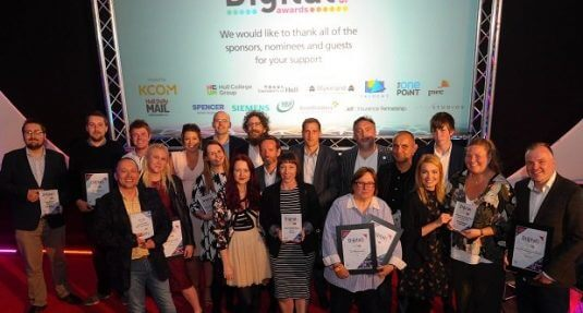 Digital Awards 2016: Impact with Technology in Education