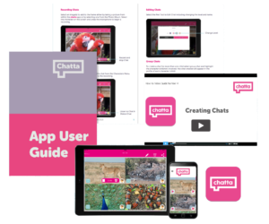 App and Guide Image for Oracy
