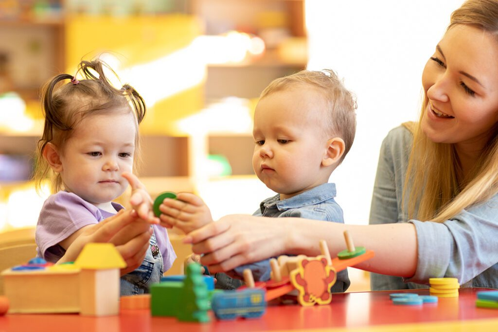 Characteristic of Effective Learning in the Early Years
